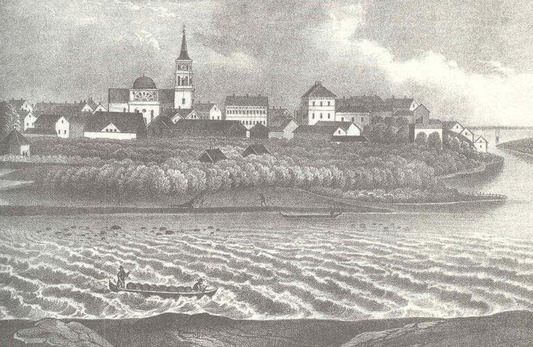 Oulu syntyi ruotsalaiseksi kaupungiksi
